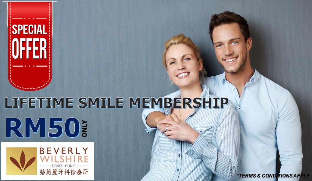 LIFETIME SMILE MEMBERSHIP